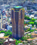playing with tilt-shift