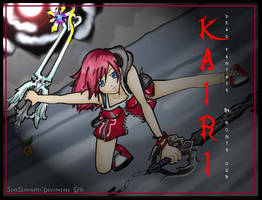 Dead Fantasy: Kairi by Starshinigami