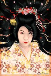 geisha setset by temy0ng