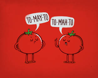 Tomato Argument by temy0ng
