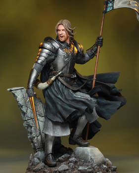 The Two Towers Special Edtion: Boromir Statue