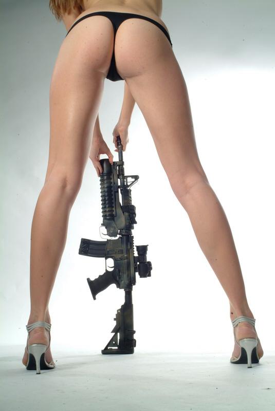 Gun Ass 8