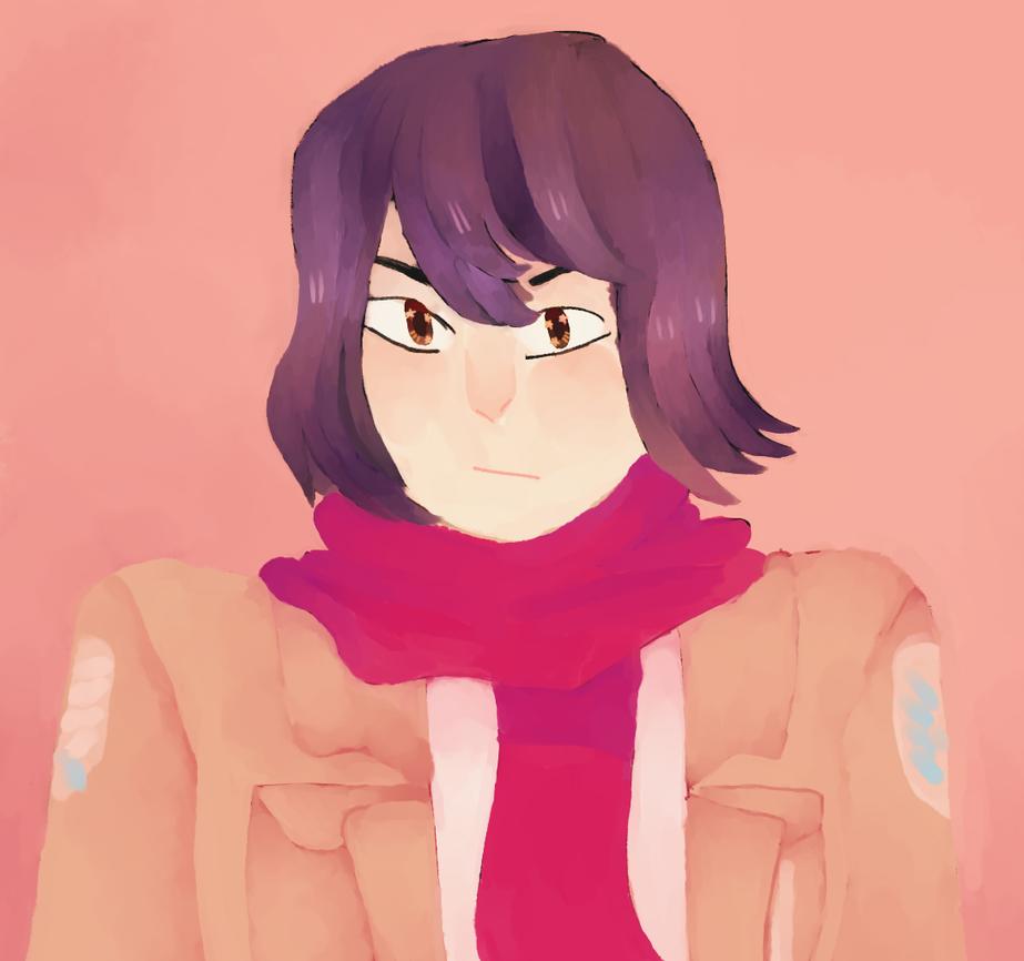 Mikasa es su casa by swagstiel on deviantart for Mikasa es su casa