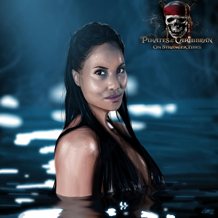 pirates of the caribbean 4 actress