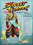 Street Fighter destiny submission (sieryuu)