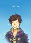 fire emblem: a - thank you