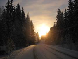 Road to Sunshine by Piikkisika