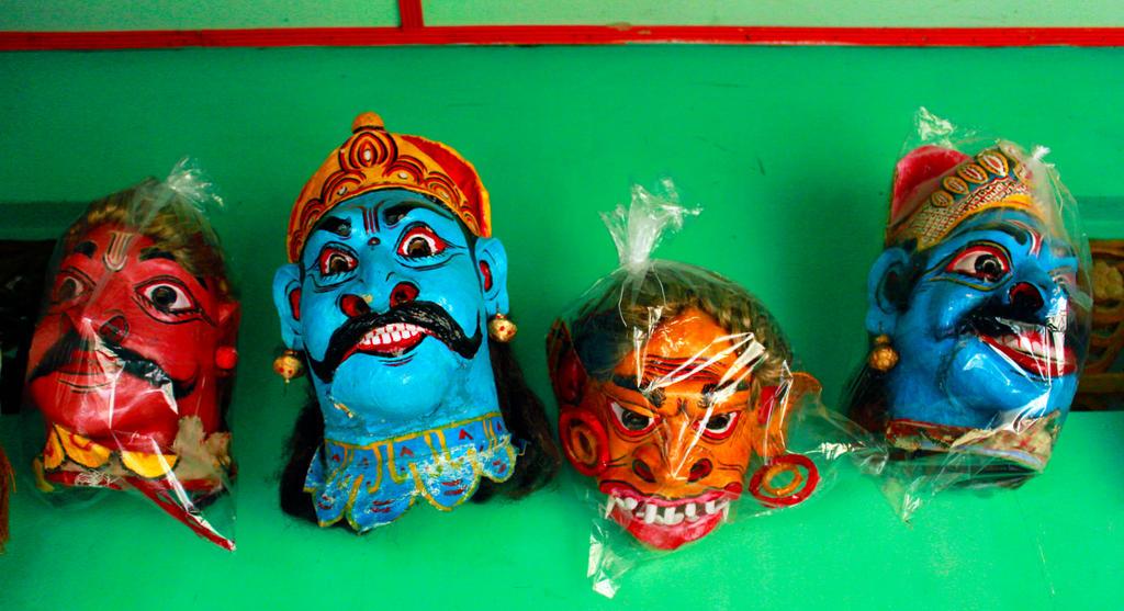 Faces by ananddamodaran