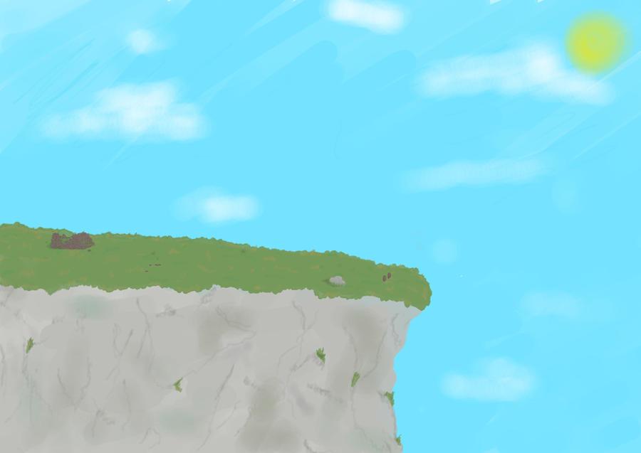 A landscape by Lebiro