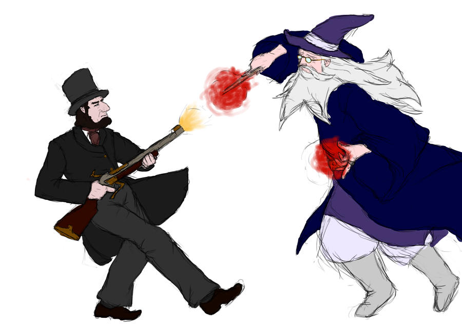 The Ultimate Showdown by Lebiro