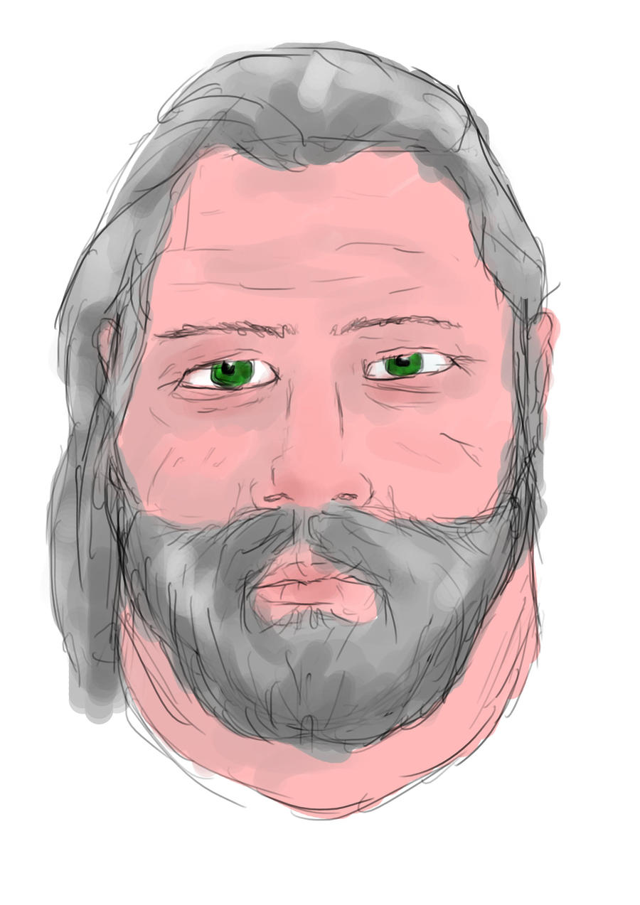 Old Man by Lebiro