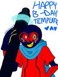 Template's Birthday!