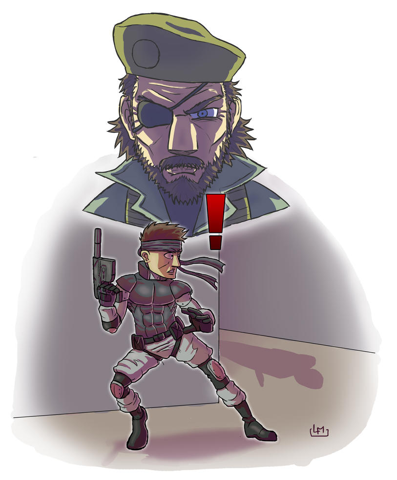 Tactical Espionage Drawing by Lucas-Knukle