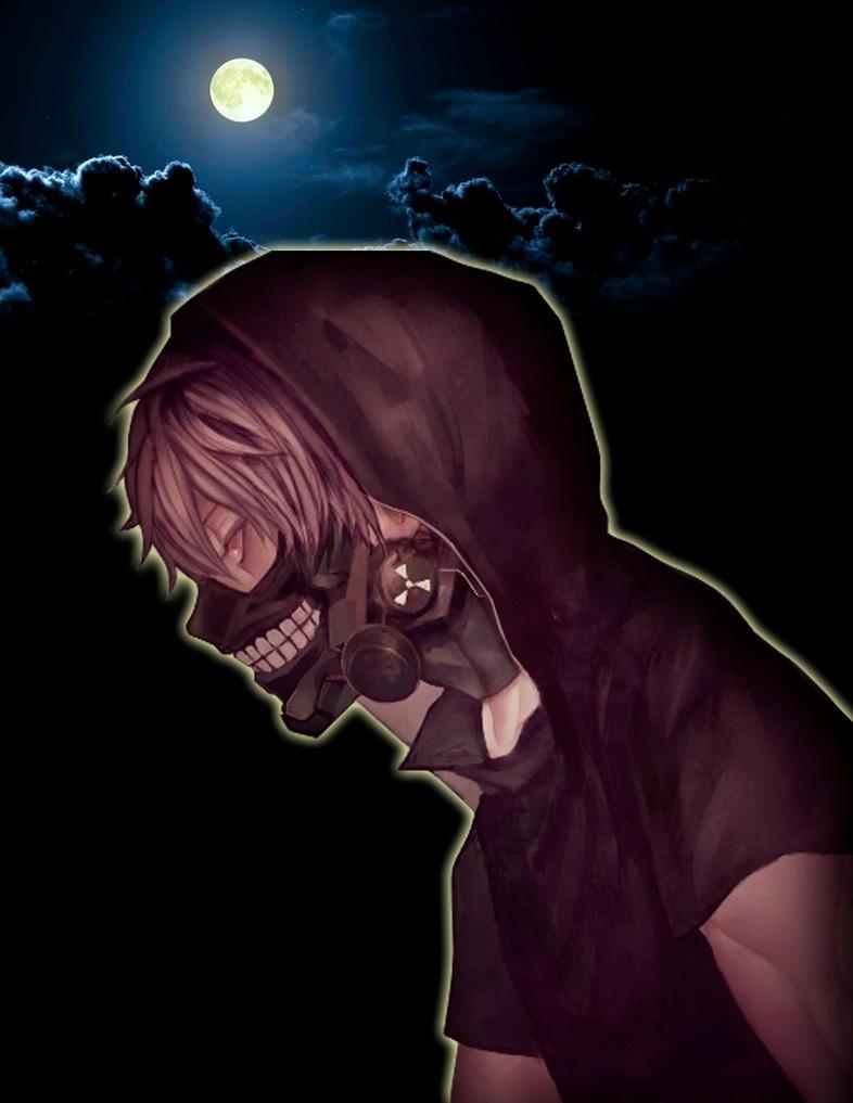 Kaneki [Tokyo ghoul] by DarkAnime-OP