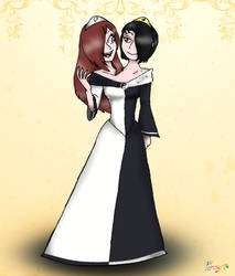 Anora and Darci