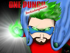One Punch Jackieboyman