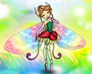 Fairy Dancer by Fensy