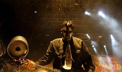 Slipknot R.I.P Paul Gray by AmpedPhotography