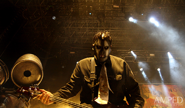 Slipknot R.I.P Paul Gray by AmpedPhotography