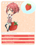 ID: Fruit Smoothie by strawberry-queen1