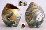 Golden Dragon Egg