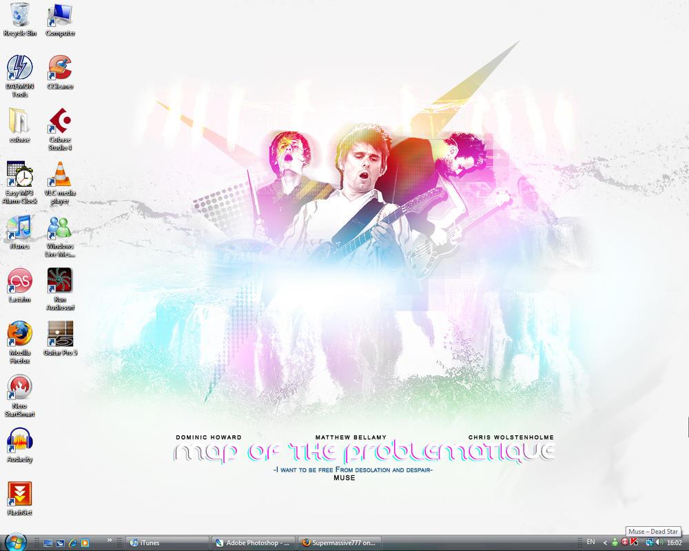 Desktop Screenshot by Supermassive777