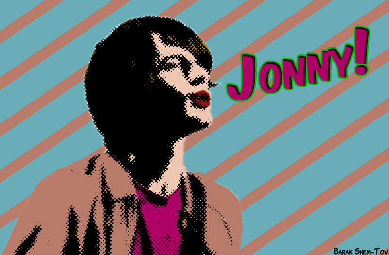 Jonny Greenwood Pop Art By Supermassive777 On DeviantArt