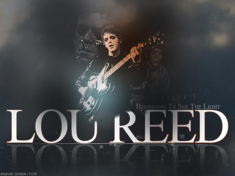Lou Reed By Supermassive777 On Deviantart