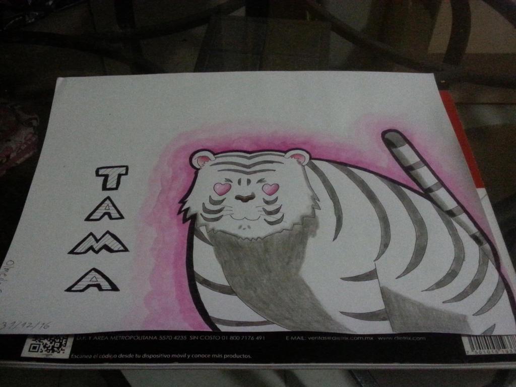 Tama from Hayate No Gotoku by olmedofox
