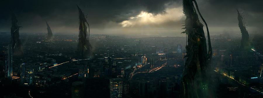 Invasion Zone by trnrth
