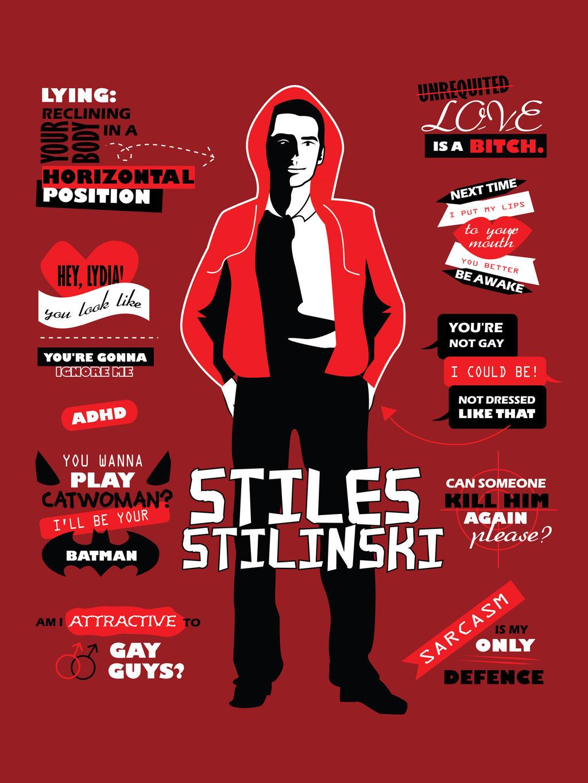 Case Design teen wolf phone case : Teen Wolf Void Stiles Quotes. QuotesGram