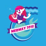 Cute Mermaid for Mermay!