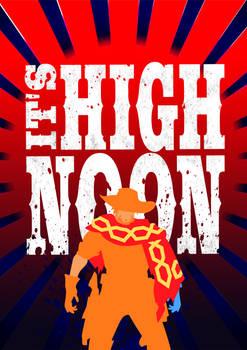 It's High Noon - Jesse Mcree Deadeye Ult