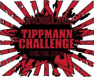 Tippmann Challenge 2012 T Shirt by c0axial