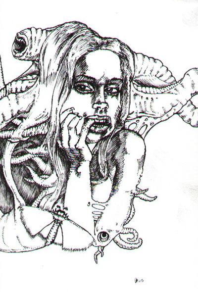 maggots by DaleKeogh