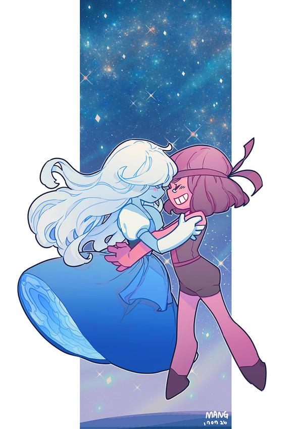 ruby sapphire by manggi07