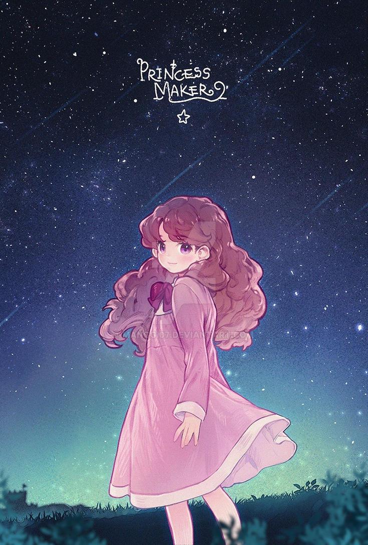 Princess maker2 by manggi07