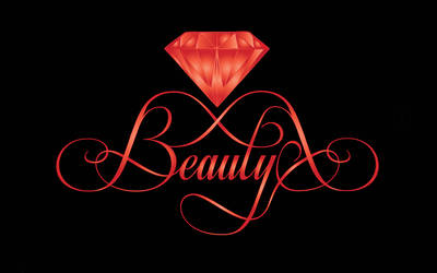 Beauty Typo by BeautyMind
