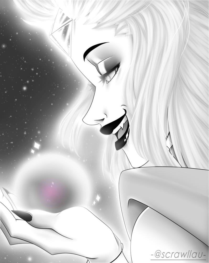 WHITE DIAMOND    Fan-Art