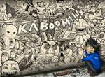 Doodle Freak by Saver-Blade