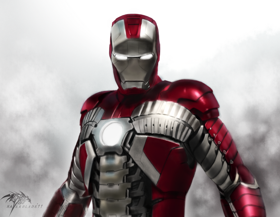 The gallery for --> Iron Man Mark 4 Wallpaper