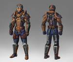 Super Soldier Concept