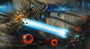 Proton Cannon by Saver-Blade