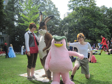 Connichi 2010 Monster rancher