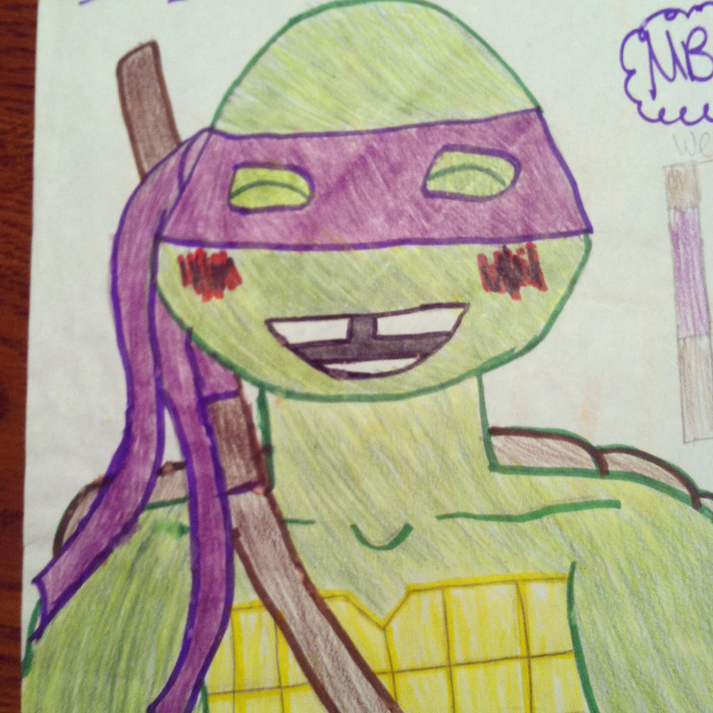 Tmnt 2014-Donnie by Amberhale on DeviantArt Donnie Tmnt 2014