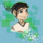 TC Pixel Icon Headshot