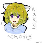 RAKU-CHAN NyanNeko Sugar Girls