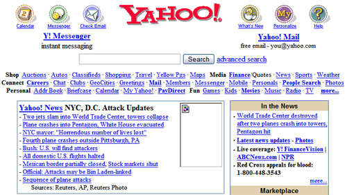 Lost my old yahoo homepage by getmyhomepages on DeviantArt