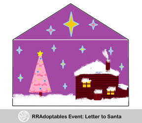 'RRA: Letter to Santa by MoonlightDewz