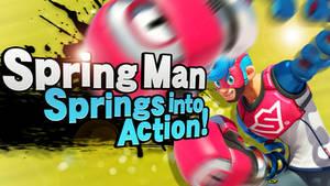 [Splash Card] Spring Man Springs into Action by Nintato
